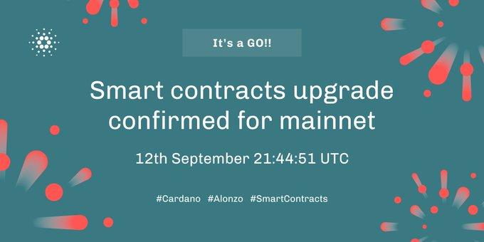 카르다노 개발사 알론조 하드포크, 9월 12일 공식 가동…에이다(ADA) 11달러 간다?